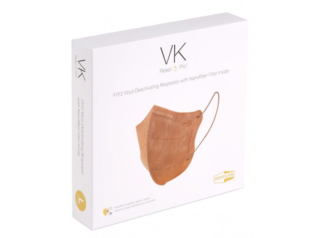 Self-sterilizing VK RespiPro FFP2 Nanofiber Respirator L  RESPILON