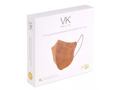 Self-sterilizing VK RespiPro FFP2 Nanofiber Respirator L| RESPILON