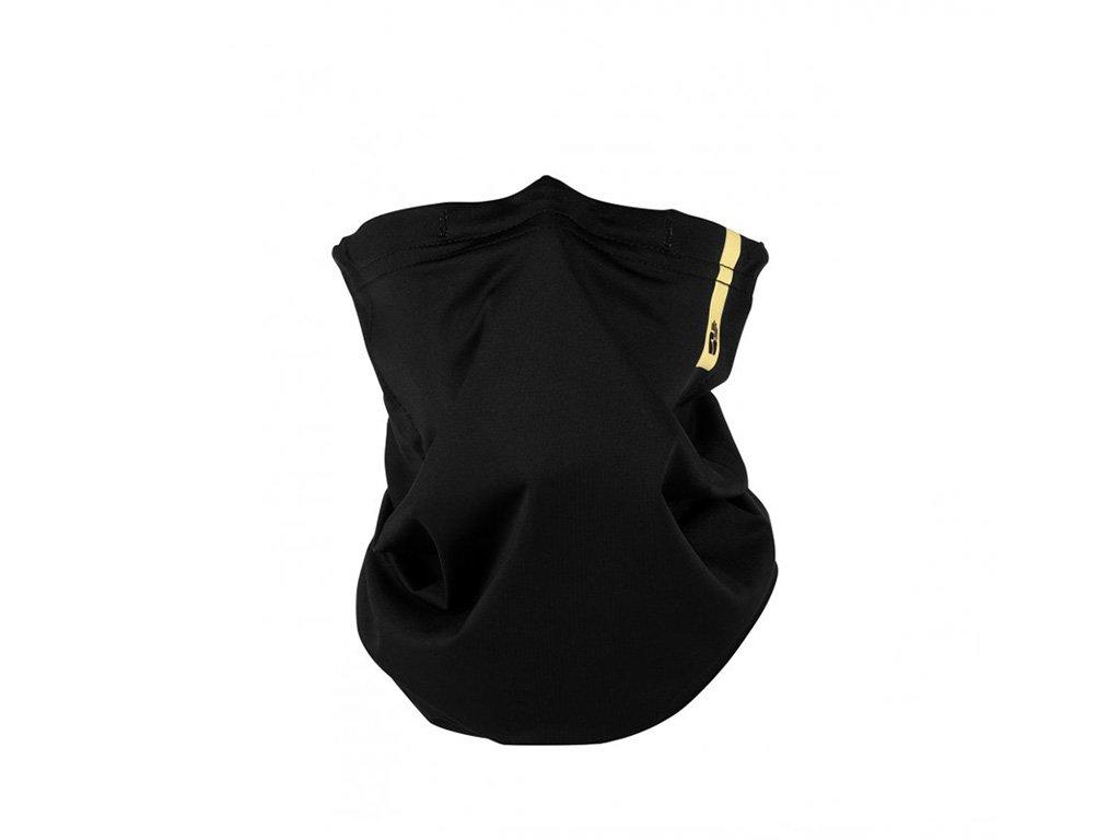 Zimní šátek snano membránou R-shield Black | RESPILON