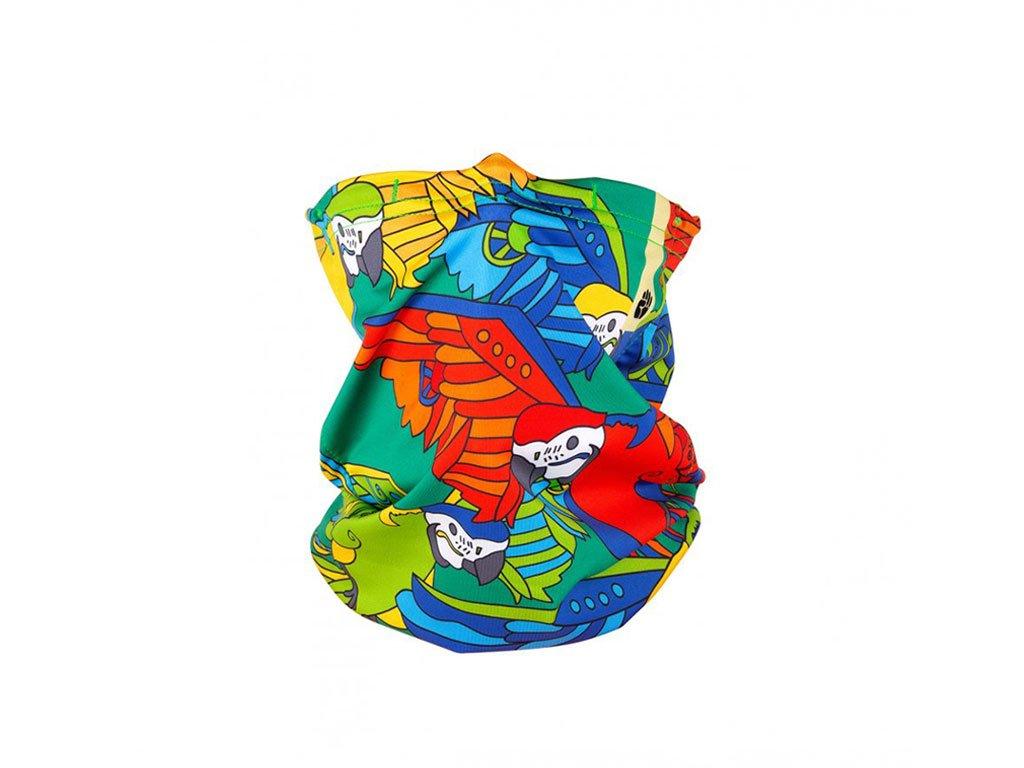 Zimní šátek snano membránou R-shield Parrot | RESPILON