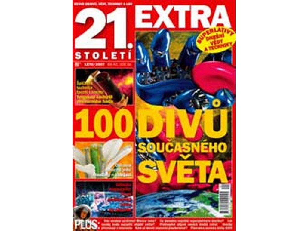 21.století extra 2007/01