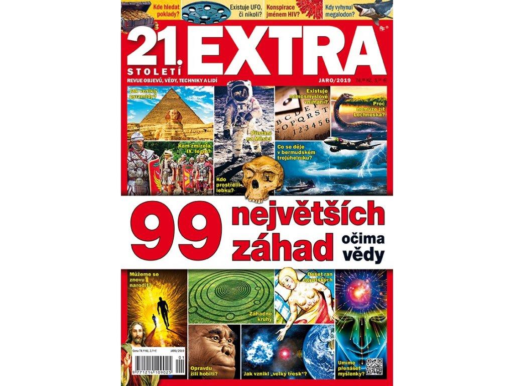 21.století extra 2019/01