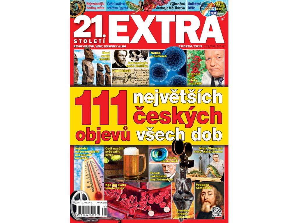 21.století extra 2019/02