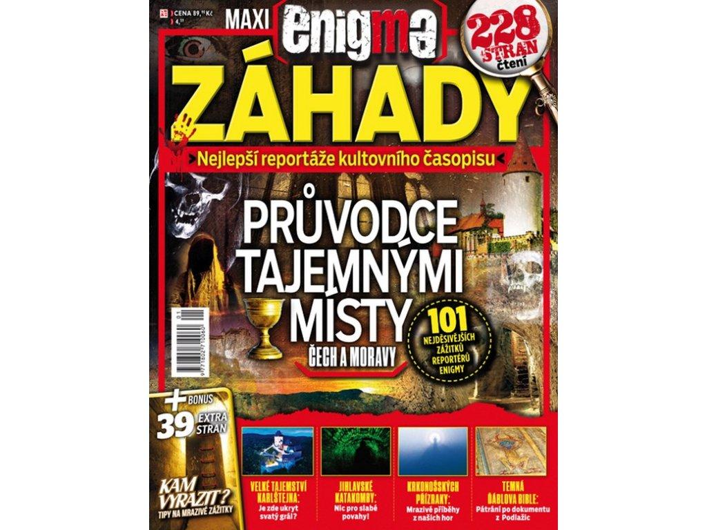 enigma maxi zahady