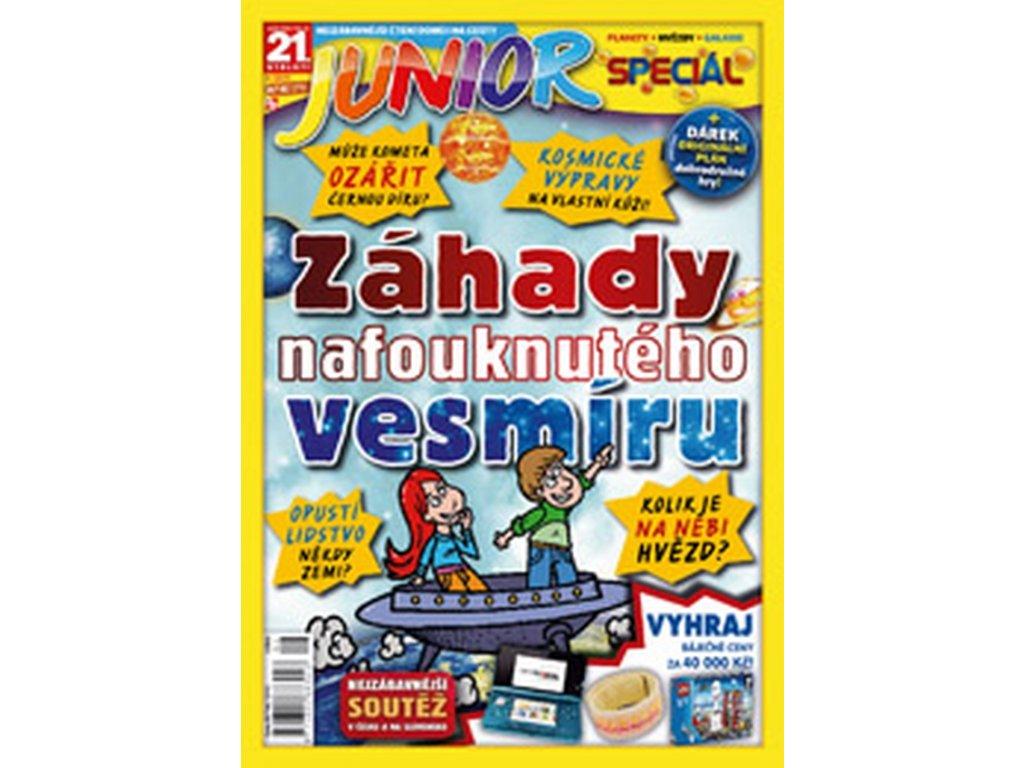 Junior speciál 2011/01