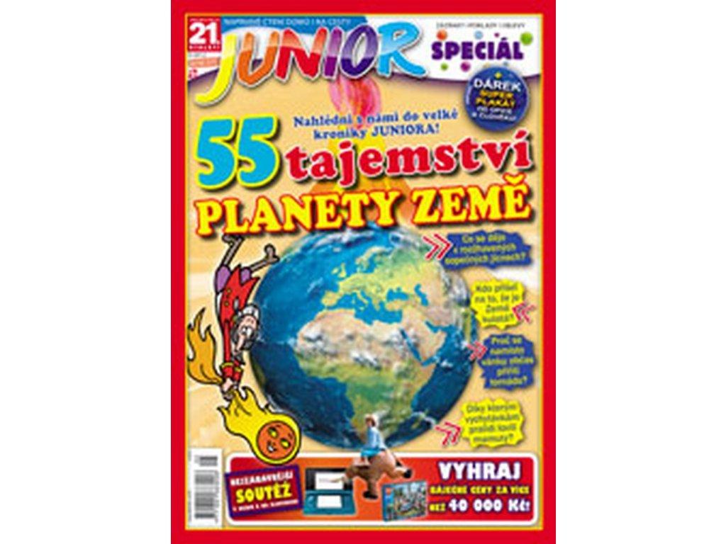 Junior speciál 2012/01