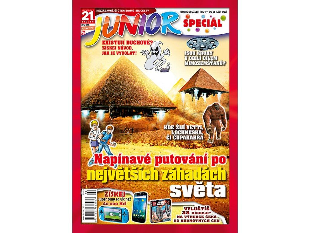 Junior speciál 2015/02