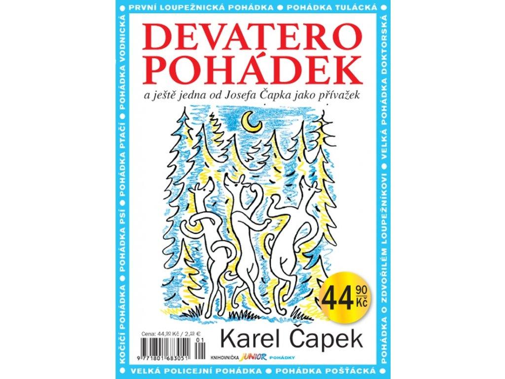 01 titul Davatero pohadek