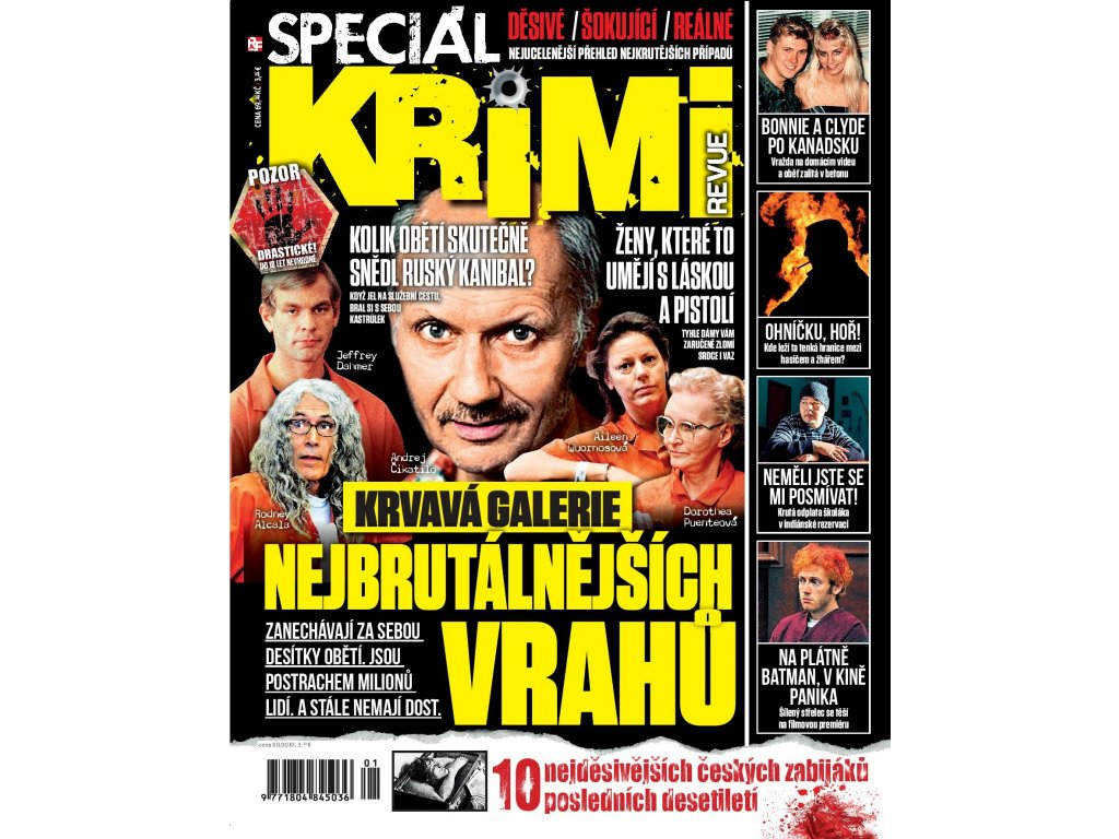 Krimi speciál 2018/01