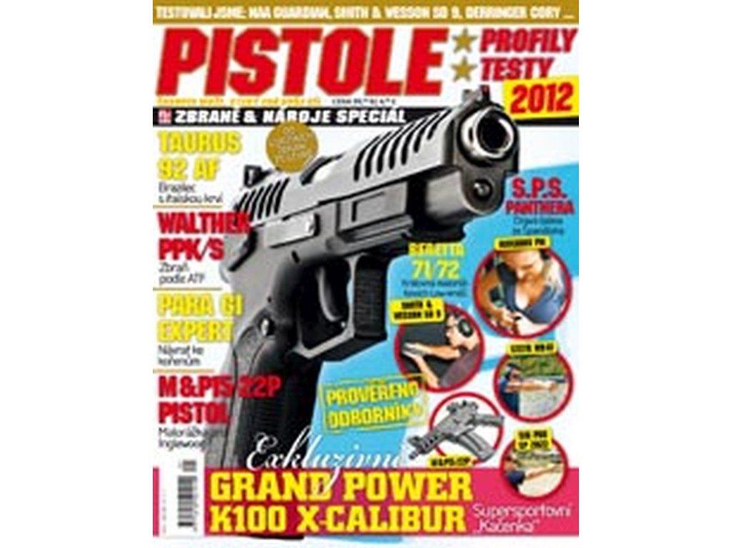 Zbraně & Náboje speciál 2012/01