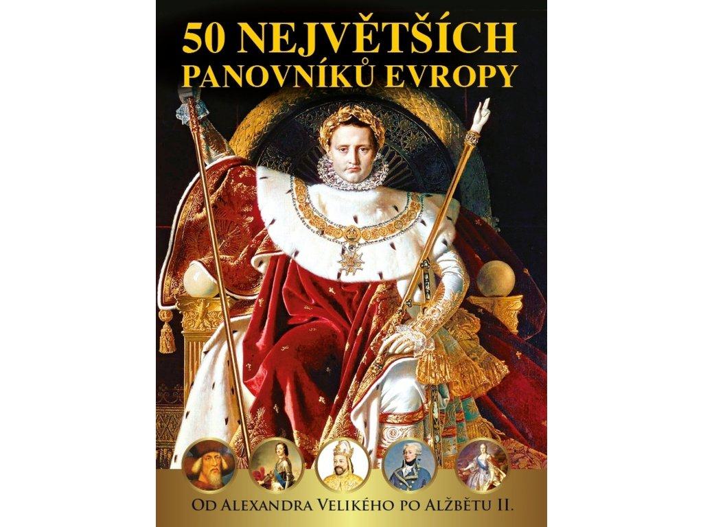 50 panovniku