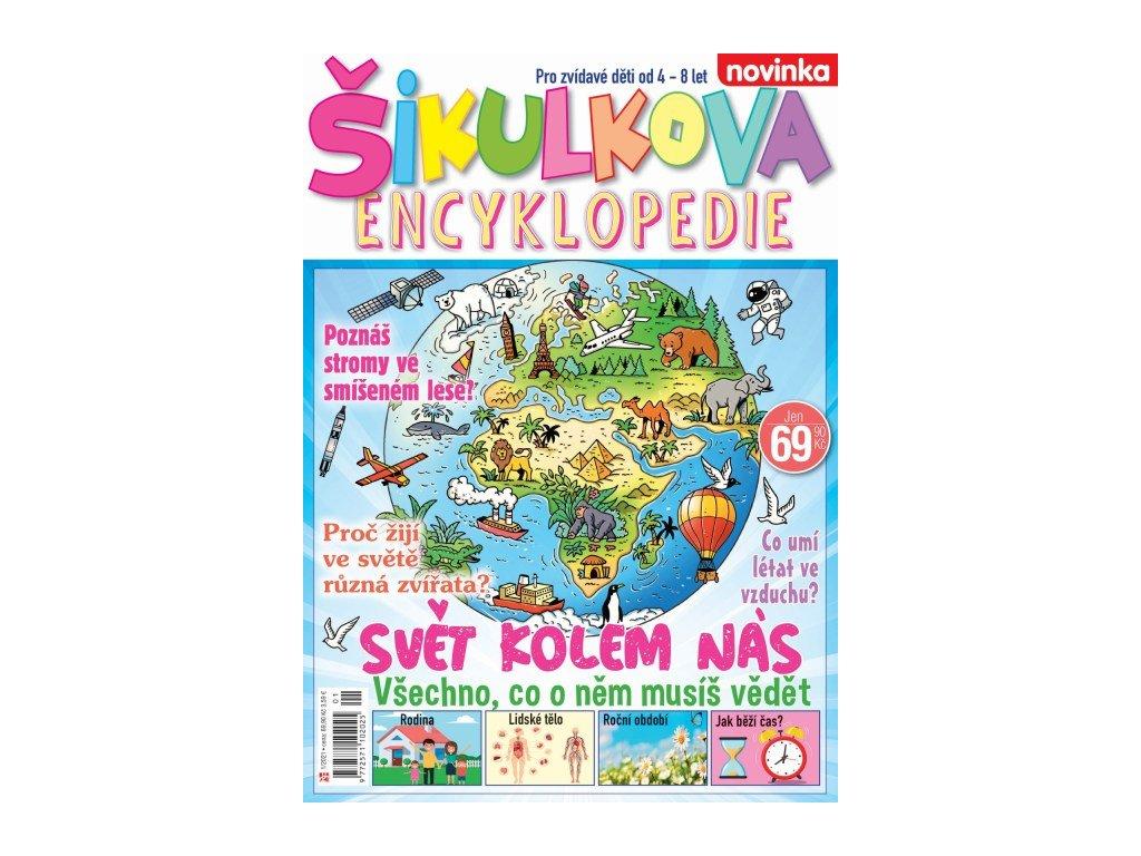 obalka encyklopedie