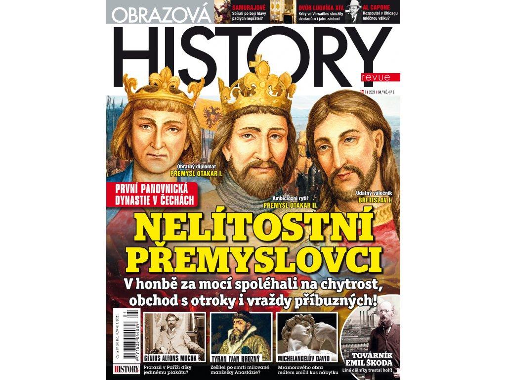 Obrazová History revue 2021/01