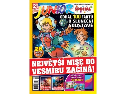 Junior speciál 2018/02