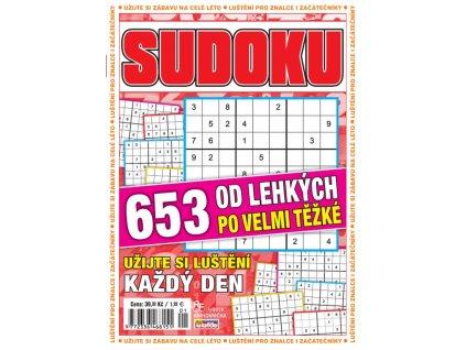 Knihovnička Můj čas na kafíčko 2018/01 - Sudoku