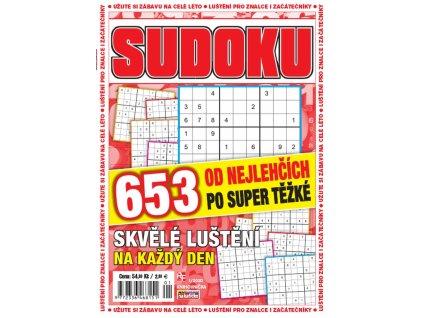 Knihovnička Můj čas na kafíčko 2020/01 - Sudoku