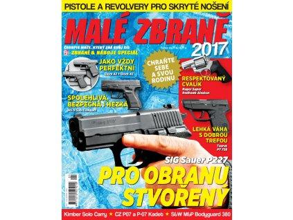 Zbraně & Náboje speciál 2017/01