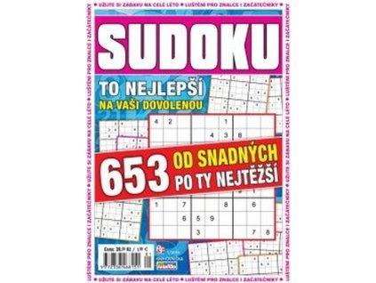 Knihovnička Můj čas na kafíčko 2019/01 - Sudoku