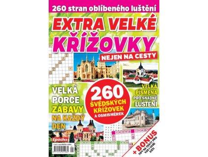 Extra velké křížovky na cesty - Epocha 2021/01