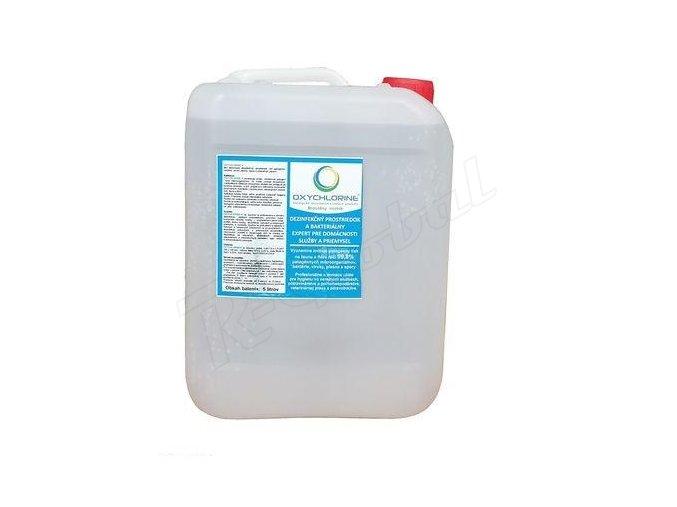 vyr 1604dezinfekcia oxychlorine 5 l