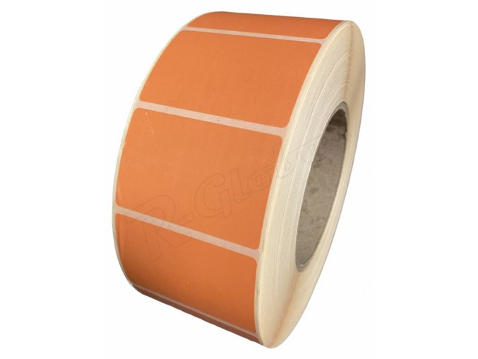 oranžová 60 x 39 mm rglobal