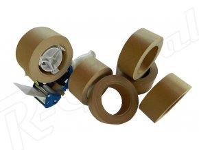 Papierové lepiace pásky