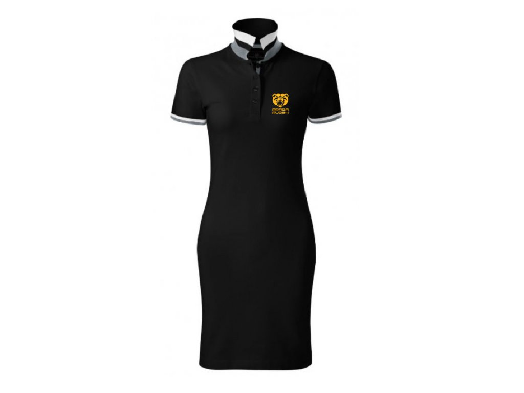 Šaty s límečkem p