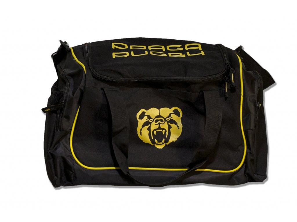 Taska cerna bok logo w