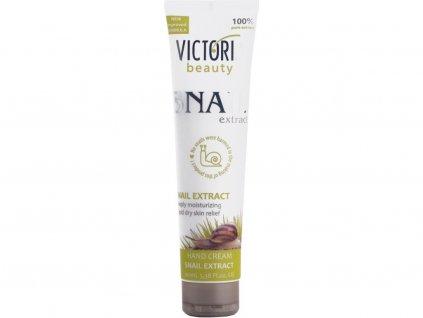 victoria beauty krem na ruce se snecim extraktem 100 ml