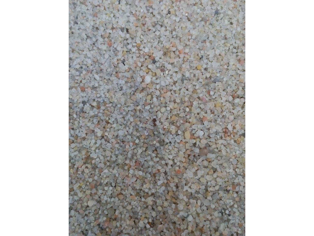 Křemičitý písek 5 litrů