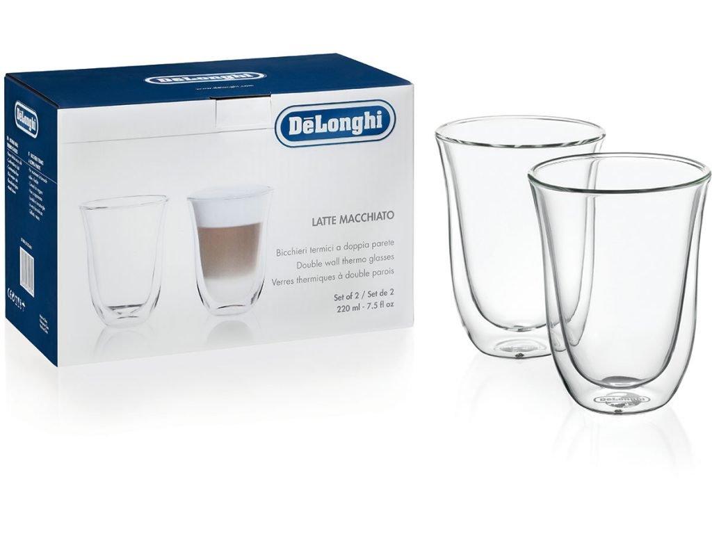 latte macchiato skleničky