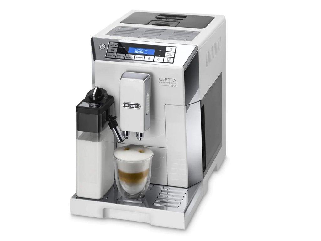 DeLonghi ECAM 45.760 Eletta Cappuccino Top - repasovaný