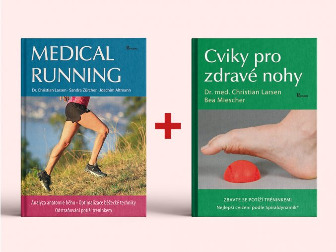 akce medical running cviky pro nohy