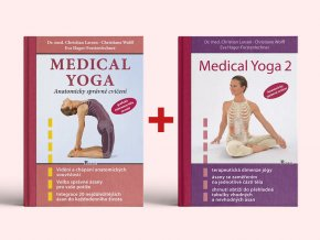 Medical yoga I.+II.