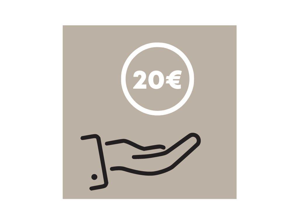 Dar na službu 15€ + CD V Otcovom objatí 2