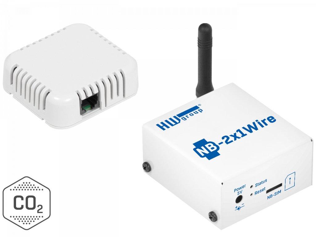CO2 Monitor Pack SIM card