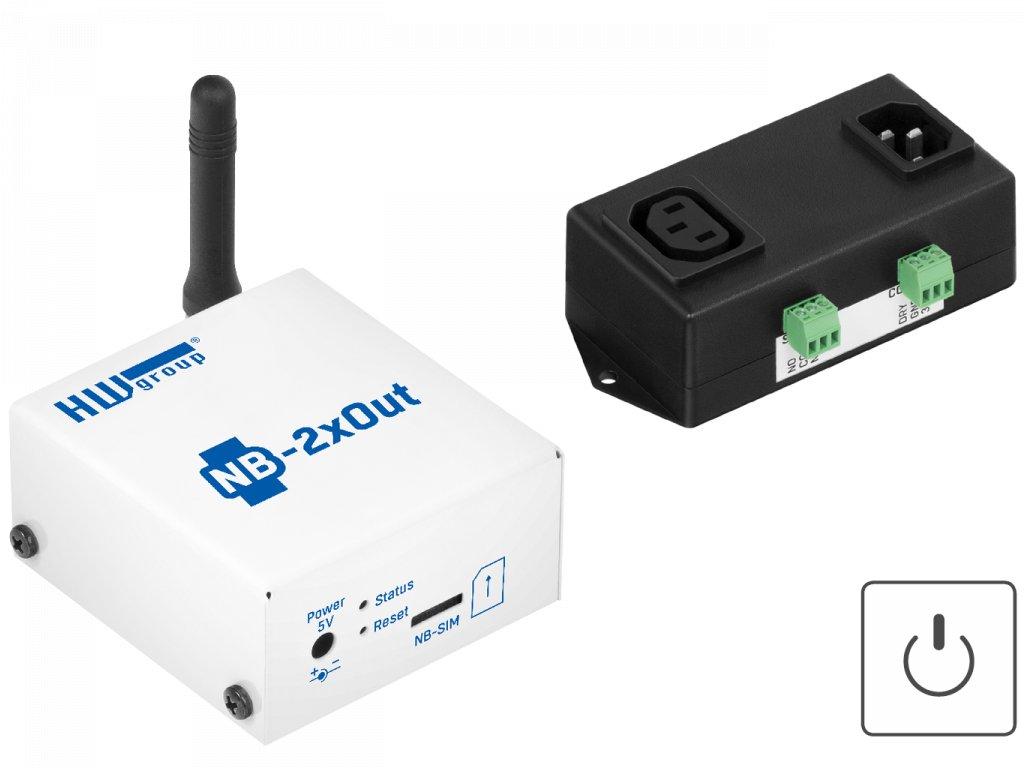 Remote restart Pack SIM card
