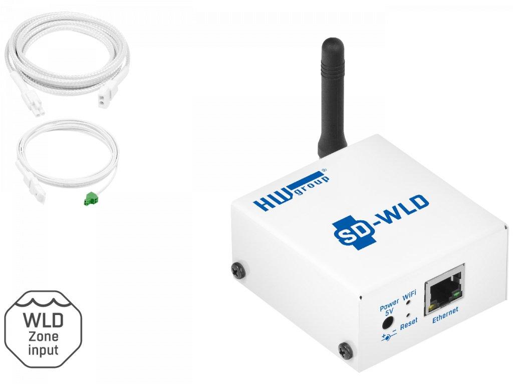 Water leakage 2m Detect Pack LANWi Fi