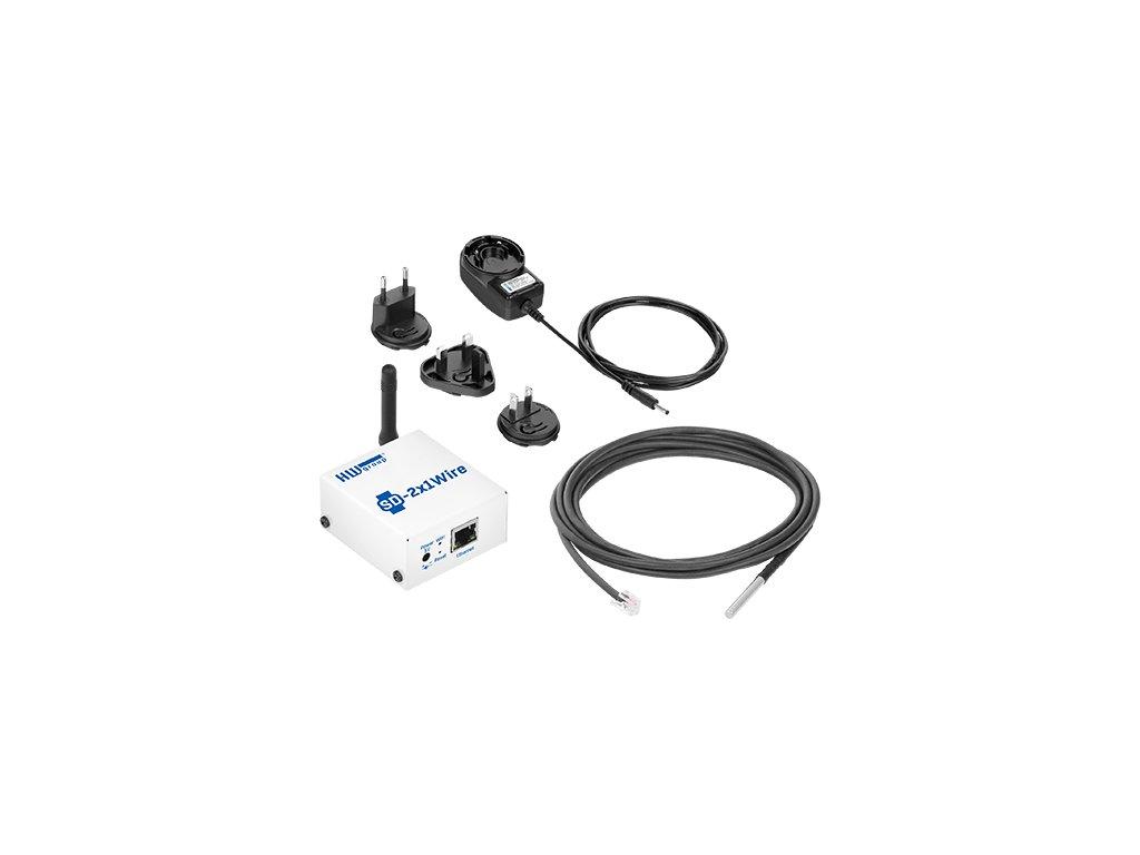 IoT LAN / WI-Fi Temp Pack