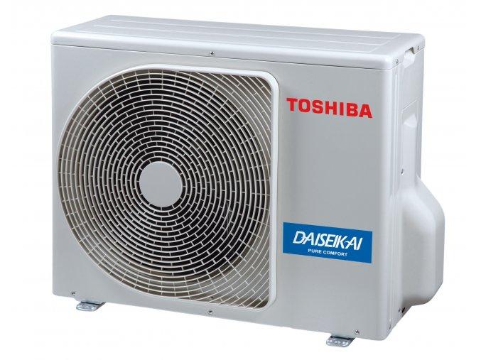 TOSHIBA klimatizace multisplit venkovni