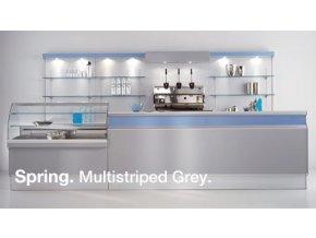 Barový pult SIFA SPRING-šedý