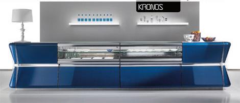 Barový pult projekt SIGROUP Kronos