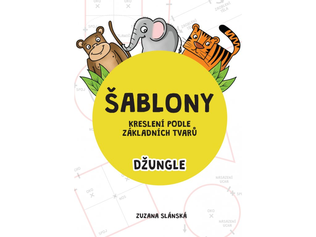 sablony dzungle