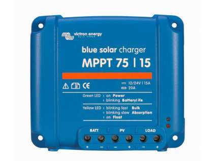 VICTRON MPPT75 15