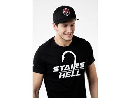 S2H®Cap Black Emblem - Unisex