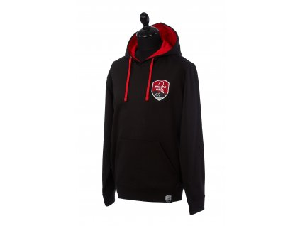S2H®Hoodie Black | Red - Woman