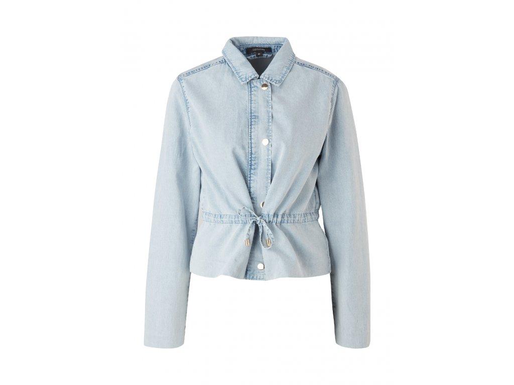 Lehká džínová bunda
