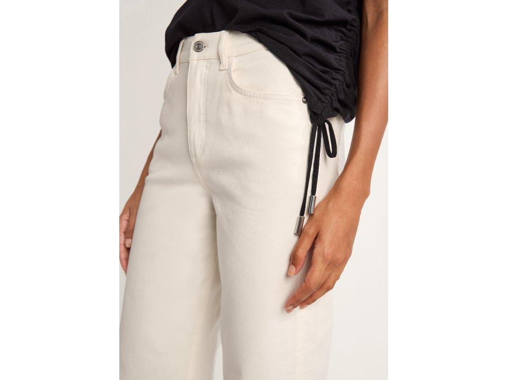 Culotte džíny