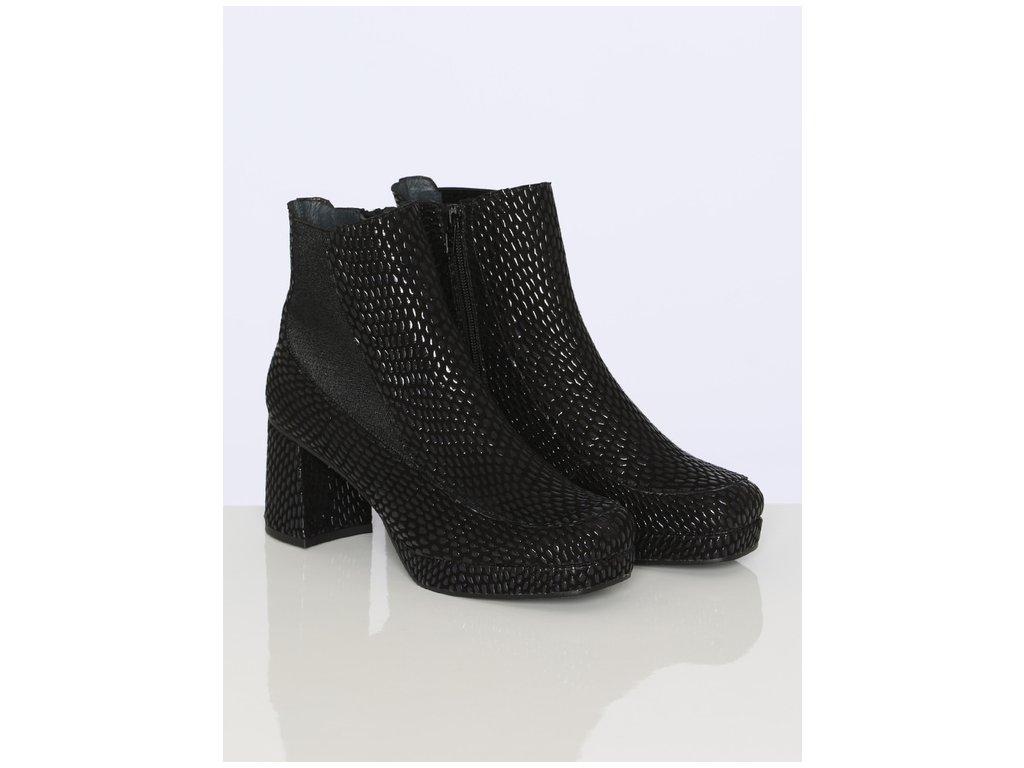 Kotníkové boty Ivonne