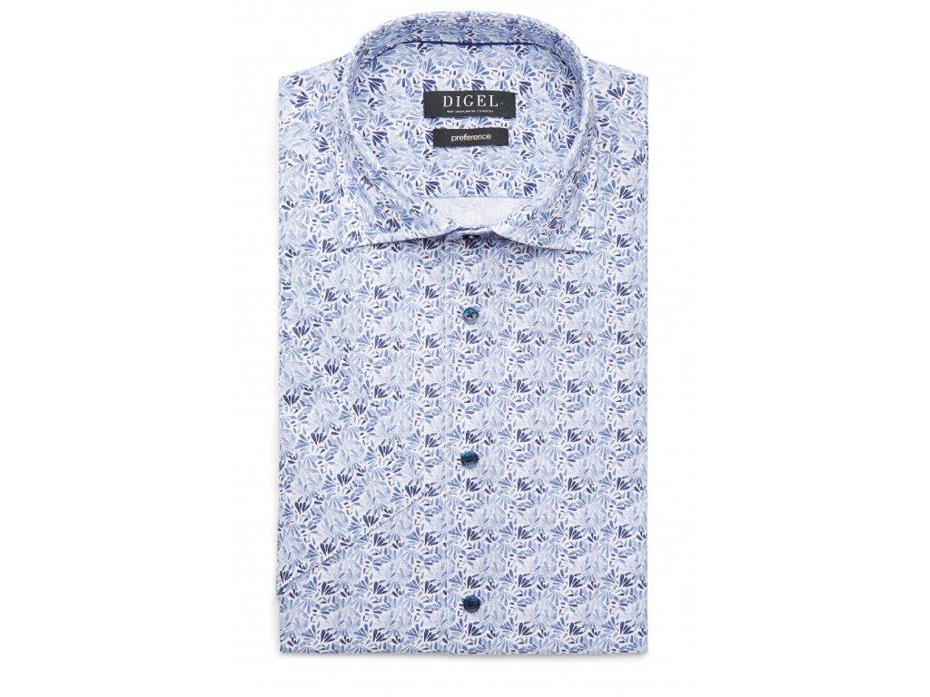 Košile s potiskem Kuno